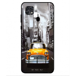 ZTE Blade 20 New York Taxi Cover