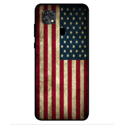ZTE Blade 20 Vintage America Cover