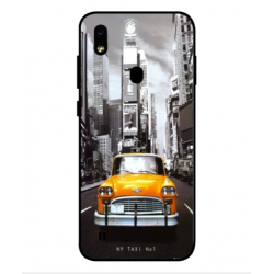ZTE Blade A7 Prime New York Taxi Cover