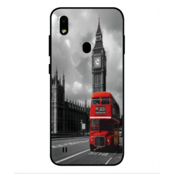 ZTE Blade A7 Prime London Style Cover