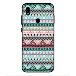 ZTE Blade A7 Prime Mexican Embroidery Cover