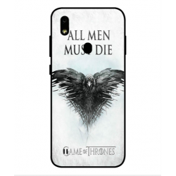 ZTE Blade A7 Prime All Men Must Die Cover