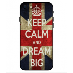 Coque Keep Calm And Dream Big Pour iPhone SE 2020