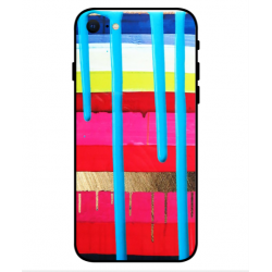 Carcasa Brushstrokes Para iPhone SE 2020