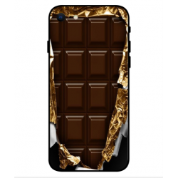 Funda Protectora 'I Love Chocolate' Para iPhone SE 2020