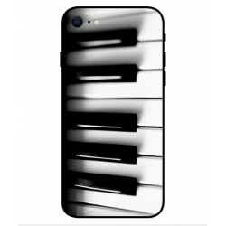 Funda Piano Para iPhone SE 2020