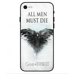 iPhone SE 2020 All Men Must Die Cover