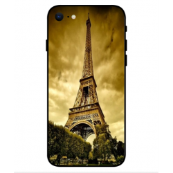 Coque Protection Tour Eiffel Pour iPhone SE 2020