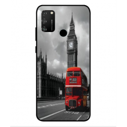 London Style Huawei Honor 9A Schutzhülle