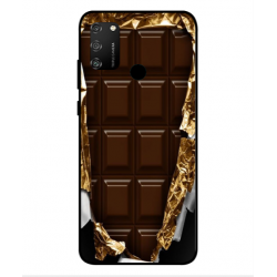 Coque I Love Chocolate Pour Huawei Honor 9A
