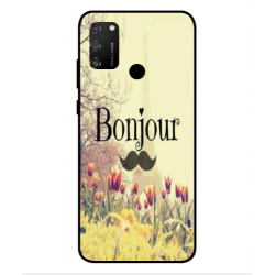 Coque Hello Paris Pour Huawei Honor 9A