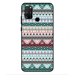 Coque Broderie Mexicaine Pour Huawei Honor 9A