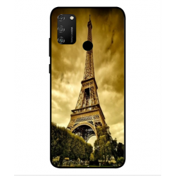 Coque Protection Tour Eiffel Pour Huawei Honor 9A