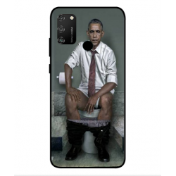Protection Obama Aux Toilettes Pour Huawei Honor 9A