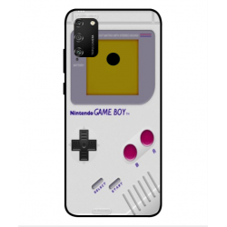Retro Game Boy Huawei Honor 9A Schutzhülle