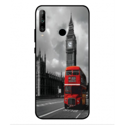 Huawei Honor 9C London Style Cover