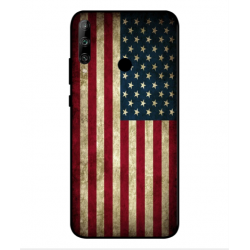 Coque Vintage America Pour Huawei Honor 9C