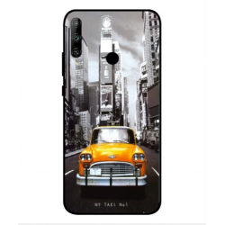 Coque New York Taxi Pour Huawei Honor 9C