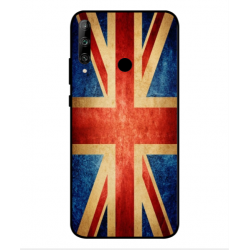 Coque Vintage UK Pour Huawei Honor 9C