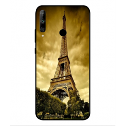 Coque Protection Tour Eiffel Pour Huawei Honor 9C