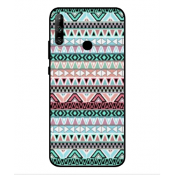 Huawei Honor 9C Mexican Embroidery Cover