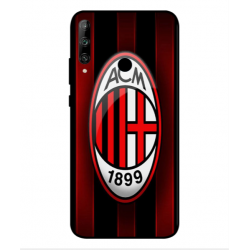 Huawei Honor 9C AC Milan Cover