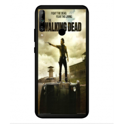 Huawei Honor 9C Walking Dead Cover