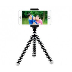 Flexible Tripod For Wiko View 4 Lite