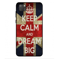 Carcasa Keep Calm And Dream Big Para Huawei Honor 9S
