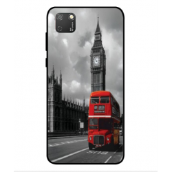 Carcasa London Style Para Huawei Honor 9S
