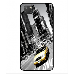 Funda New York Para Huawei Honor 9S