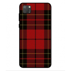Coque Broderie Suédoise Pour Huawei Honor 9S