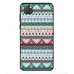 Funda Bordado Mexicano Para Huawei Honor 9S
