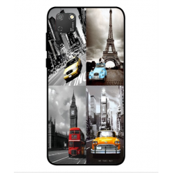 Funda Best Vintage Para Huawei Honor 9S