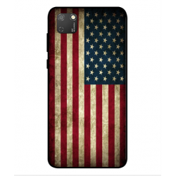 Huawei Honor 9S Vintage America Cover