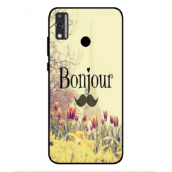 Huawei Honor 9X Lite Hello Paris Cover