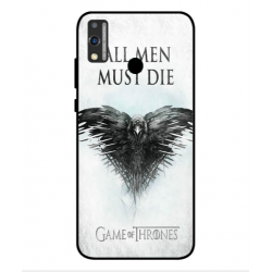 Huawei Honor 9X Lite All Men Must Die Cover