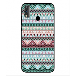 Coque Broderie Mexicaine Pour Huawei Honor 9X Lite