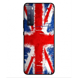 UK Brush Hülle Für Huawei Nova 7 5G
