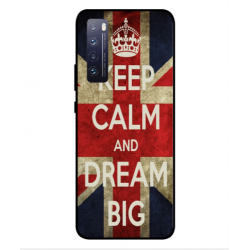 Keep Calm And Dream Big Hülle Für Huawei Nova 7 5G