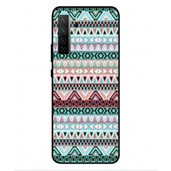 Huawei Nova 7 SE Mexican Embroidery Cover