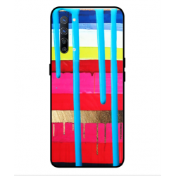 Oppo Find X2 Lite Brushstrokes Cover