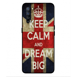 Oppo Find X2 Lite Keep Calm And Dream Big Cover