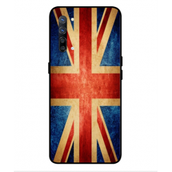Oppo Find X2 Lite Vintage UK Case