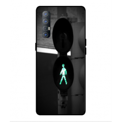 Coque It's Time To Go pour Oppo Find X2 Neo
