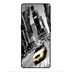 Coque New York Pour Oppo Find X2 Neo