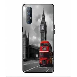 Carcasa London Style Para Oppo Find X2 Neo