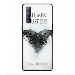 Protection All Men Must Die Pour Oppo Find X2 Neo