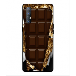 Coque I Love Chocolate Pour Oppo Find X2 Neo