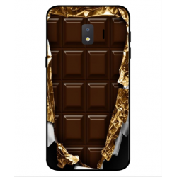 Samsung Galaxy J2 Core 2020 I Love Chocolate Cover